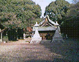 伊多波刀神社itaha