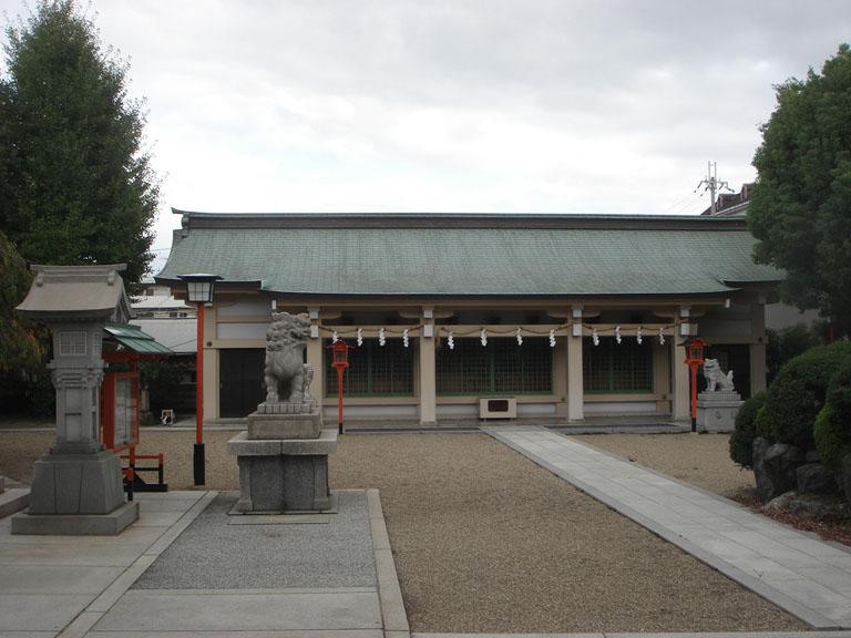 中嶋惣社 大阪市東淀川区