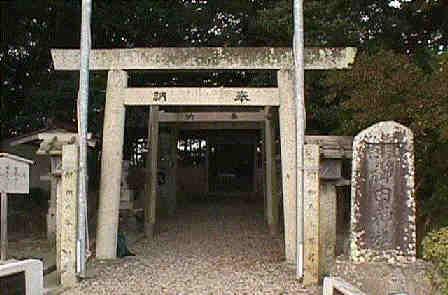櫛田神社 三重県松阪市